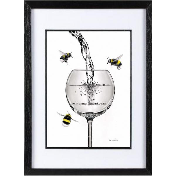 Must Bee Wine O'Clock