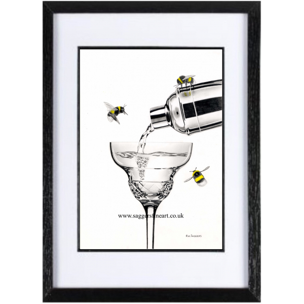 It must bee cocktail time