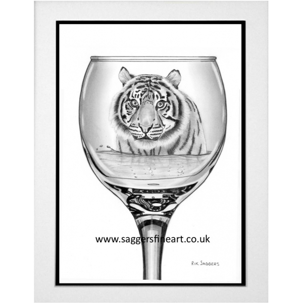 A Wine with a Bite - Prints
