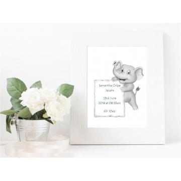 Elephant - Personalised