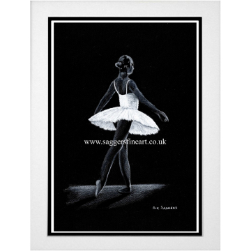 Ballet in the Shadows 1