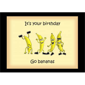 Birthday card - Code 066