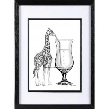 Tall Cocktail - Original - Sold
