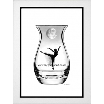 Dancing in the Monlight Set - All 3 A5 prints - Special Offer