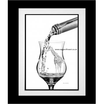 Tall Drink Print